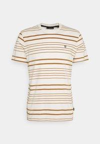 JPRJURI - Print T-shirt - egret