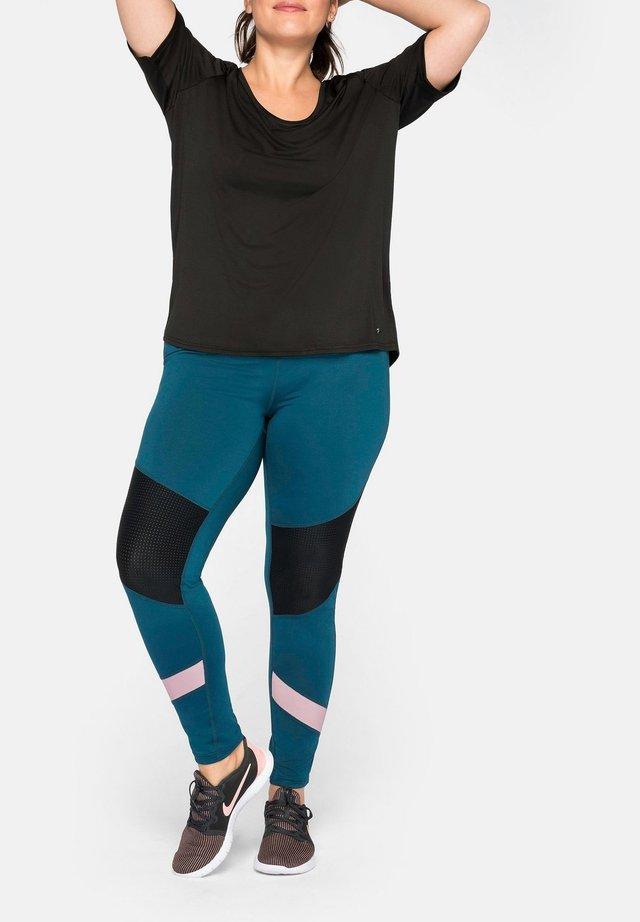 Leggings - dunkelpetrol