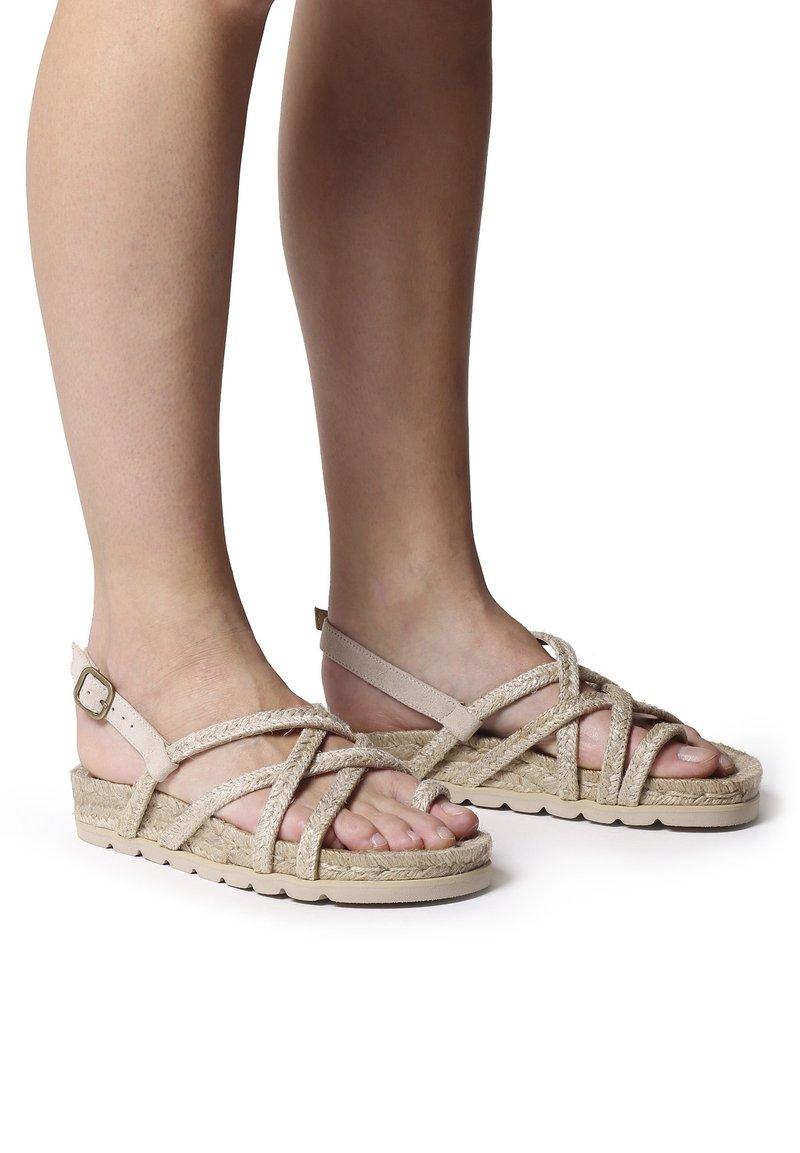 Toni Pons - DAISY - Sandals - natural