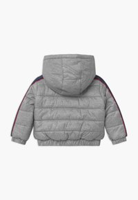Levi's® - COLOR BLOCK PUFFER - Winter jacket - oyster mushroom - 1