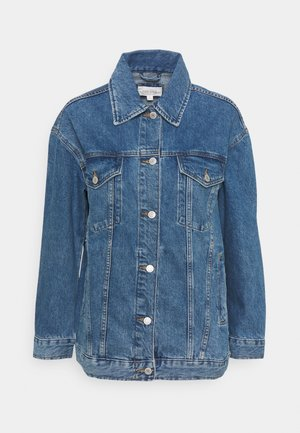 JACKET - Jeansjacka - blue denim