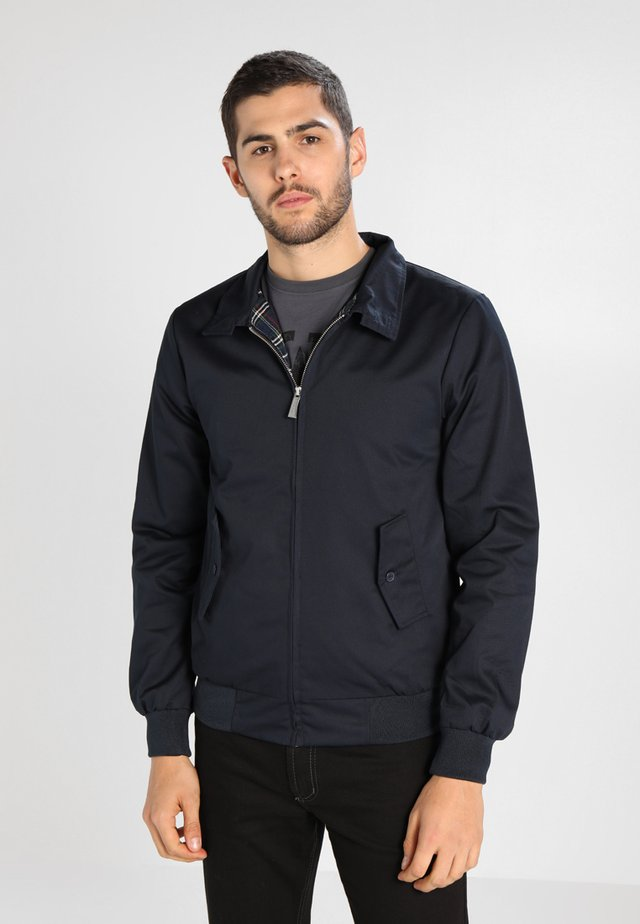 HARRINGTON - Giubbotto Bomber - marine