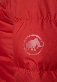 Mammut - WHITEHORN - Gewatteerde jas - scooter/dragon fruit - 8