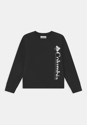 PARK CREW UNISEX - Sweater - black