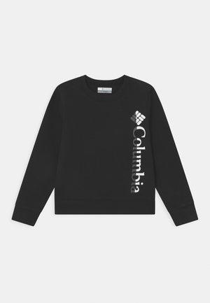 PARK CREW UNISEX - Sweatshirt - black