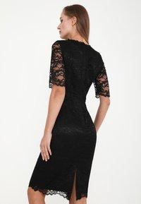 Madam-T - TROPICANA KR - Cocktail dress / Party dress - schwarz - 2