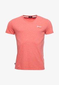 Superdry - T-shirt - bas - coral marl - 2