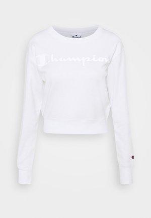 CREWNECK LEGACY - Bluza - white