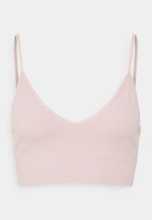 TOP - Bustier - pink