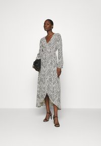 Fabienne Chapot - NATASJA DRESS - Day dress - black/white - 1