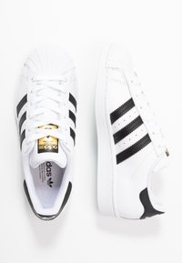 adidas Originals - SUPERSTAR - Tenisky - footwear white/core black - 0