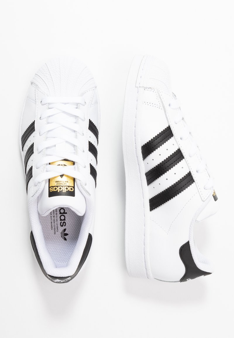 adidas Originals - SUPERSTAR - Tenisky - footwear white/core black