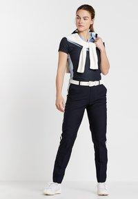 J.LINDEBERG - KAIA PANT LIGHT - Outdoor trousers - navy - 1