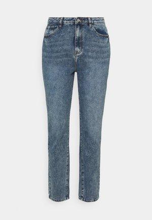 WRATH STRAIGHT LEG - Džíny Straight Fit - blue