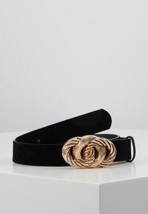 Cinturón - noir