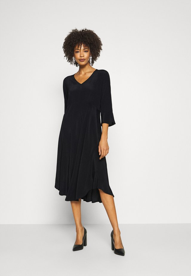 NITA - Vestido de cóctel - black