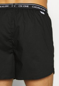 Calvin Klein Underwear - 3 PACK - Boxer shorts - black - 3