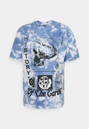 UNISEX HISTORY MULTI - Print T-shirt - multi