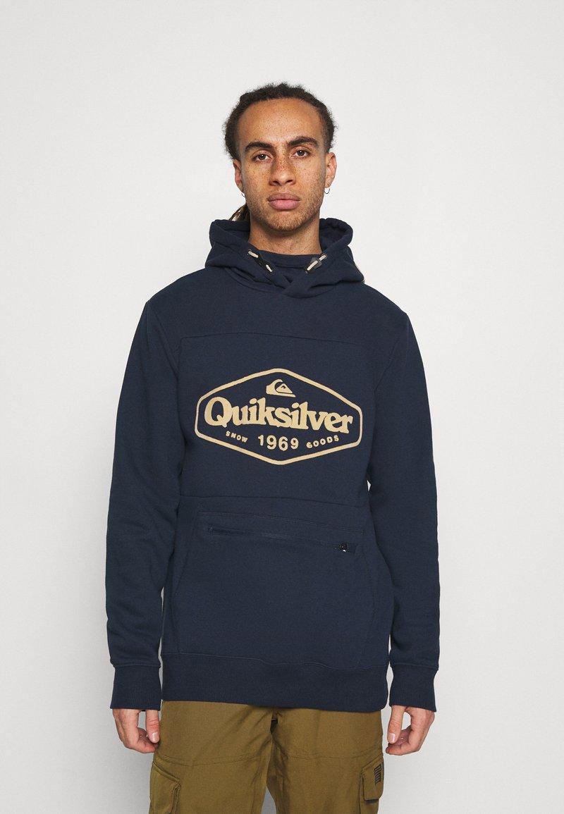 Quiksilver - Hoodie - navy blazer