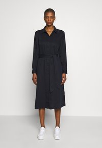 Esprit - Shirt dress - navy - 0