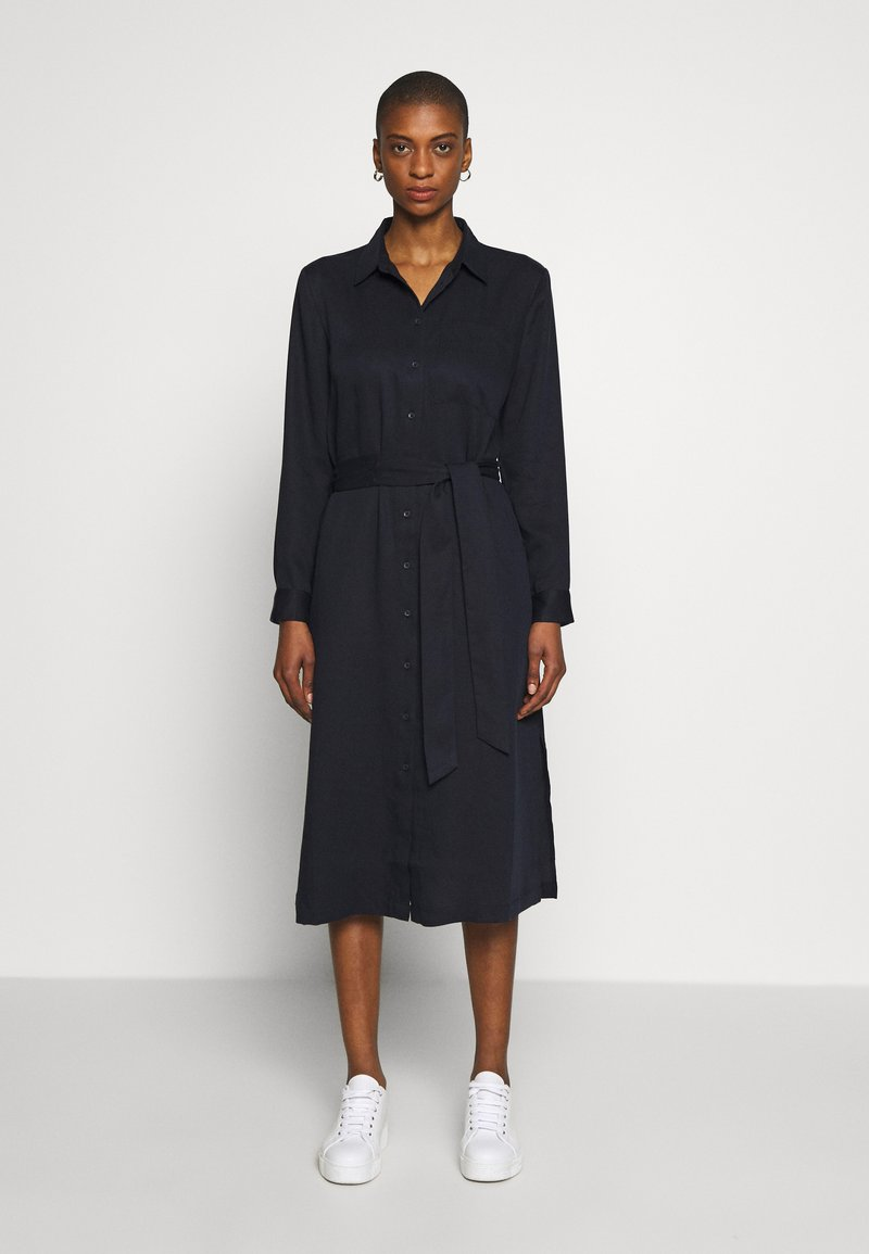 Esprit - Shirt dress - navy
