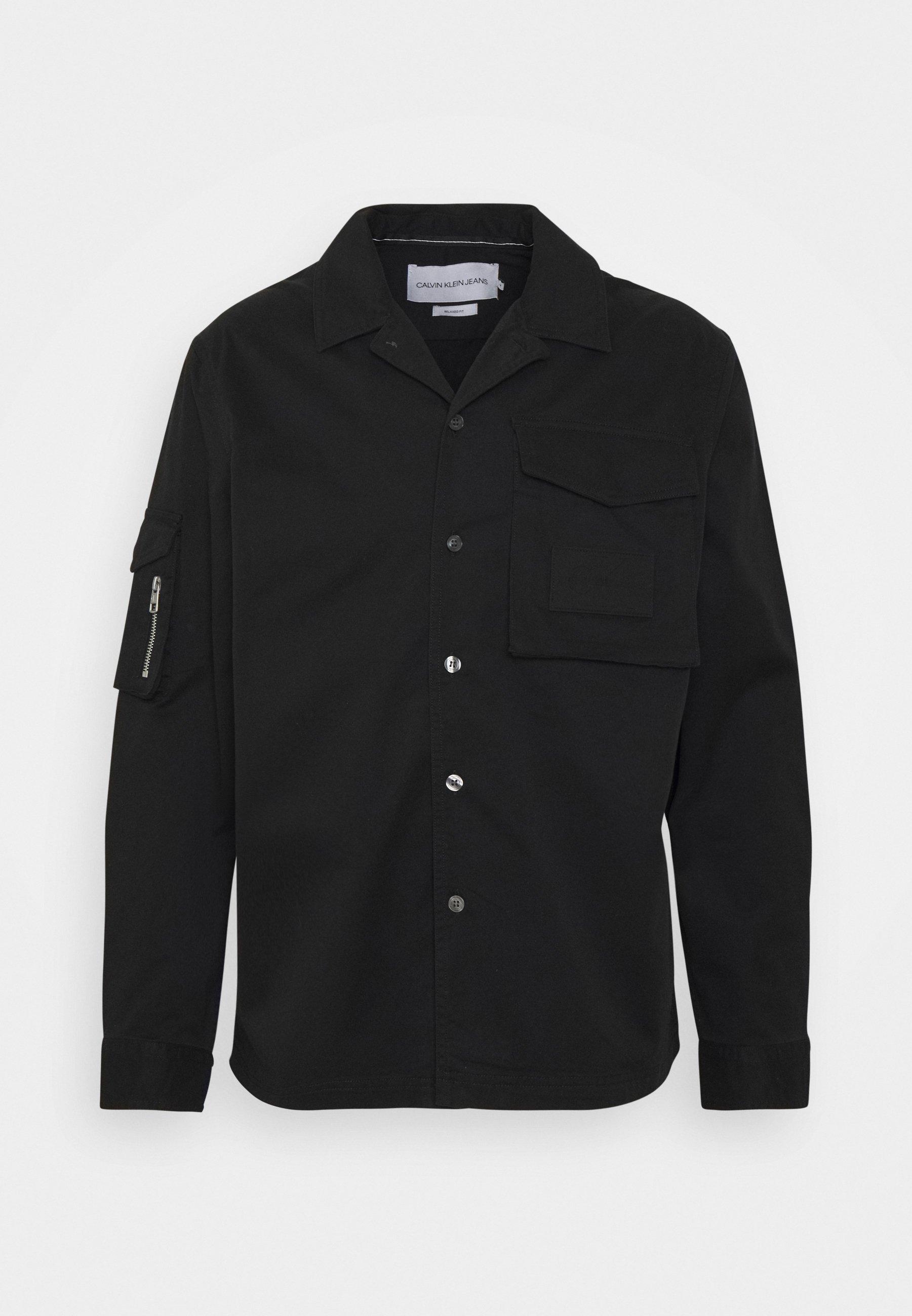 Uomo UTILITY OVERSHIRT - Camicia