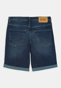 Jack & Jones Junior - JJIRICK JJORIGINAL - Jeansshorts - blue denim - 1