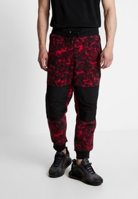 The North Face - RAGE CLASSIC PANT - Spodnie treningowe - rose red - 0