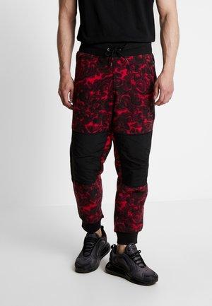 RAGE CLASSIC PANT - Teplákové kalhoty - rose red