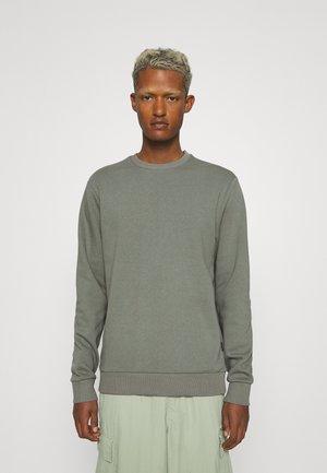 ONSCERES LIFE CREW NECK - Sweatshirt - castor gray