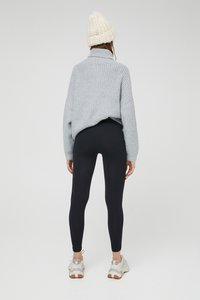 PULL&BEAR - Leggings - Trousers - black - 2