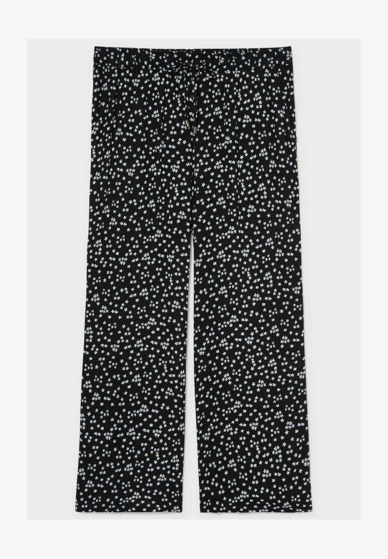 C&A - Trousers - black