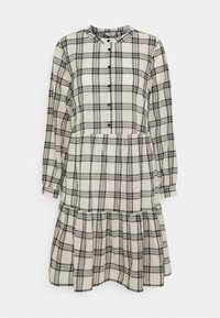 b.young - FINE DRESS  - Shirt dress - birch - 4