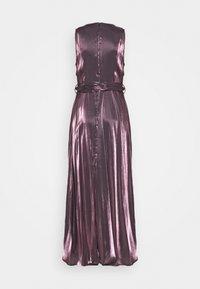 Love Copenhagen - LONG DRESS - Occasion wear - shadow purple - 1