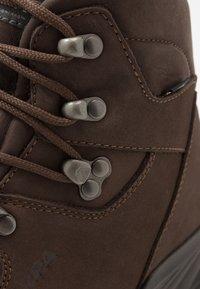Scarpa - TELLUS GTX - Hiking shoes - brown - 5