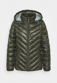 Esprit - PER THIN - Light jacket - khaki green - 0