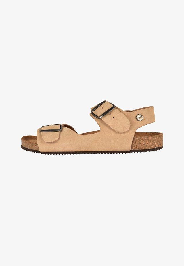 CAJOU - Walking sandals - beige