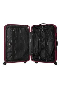 Wittchen - VIP COLLECTION - Wheeled suitcase - burgundy - 4
