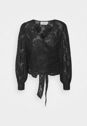 PATTI - Blouse - black