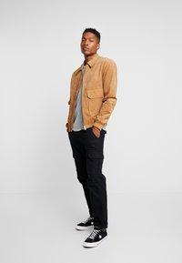 Topman - HARRINGTON - Summer jacket - stone - 1