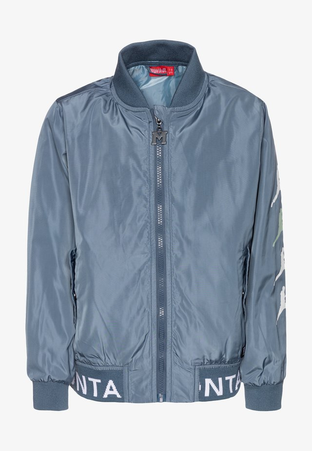 JAIPUR - Training jacket - steel blue