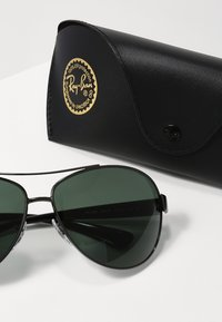 Ray-Ban - Sunglasses - gunmetal/green - 3