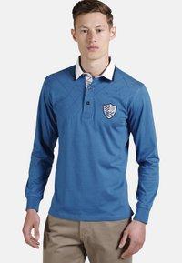 Charles Colby - DUKE CALLANHAN - Polo shirt - blue - 0