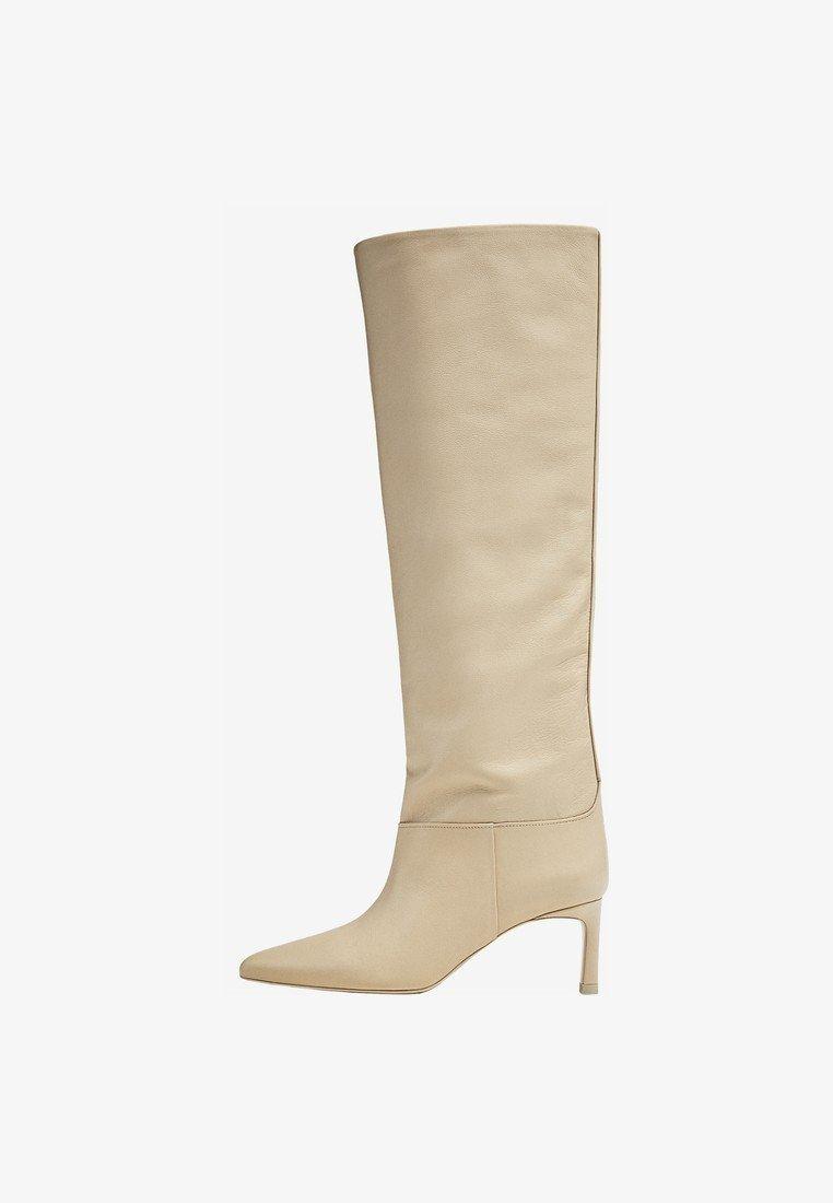 Witte Laarzen voor dames kopen   Gratis verzending*   Zalando