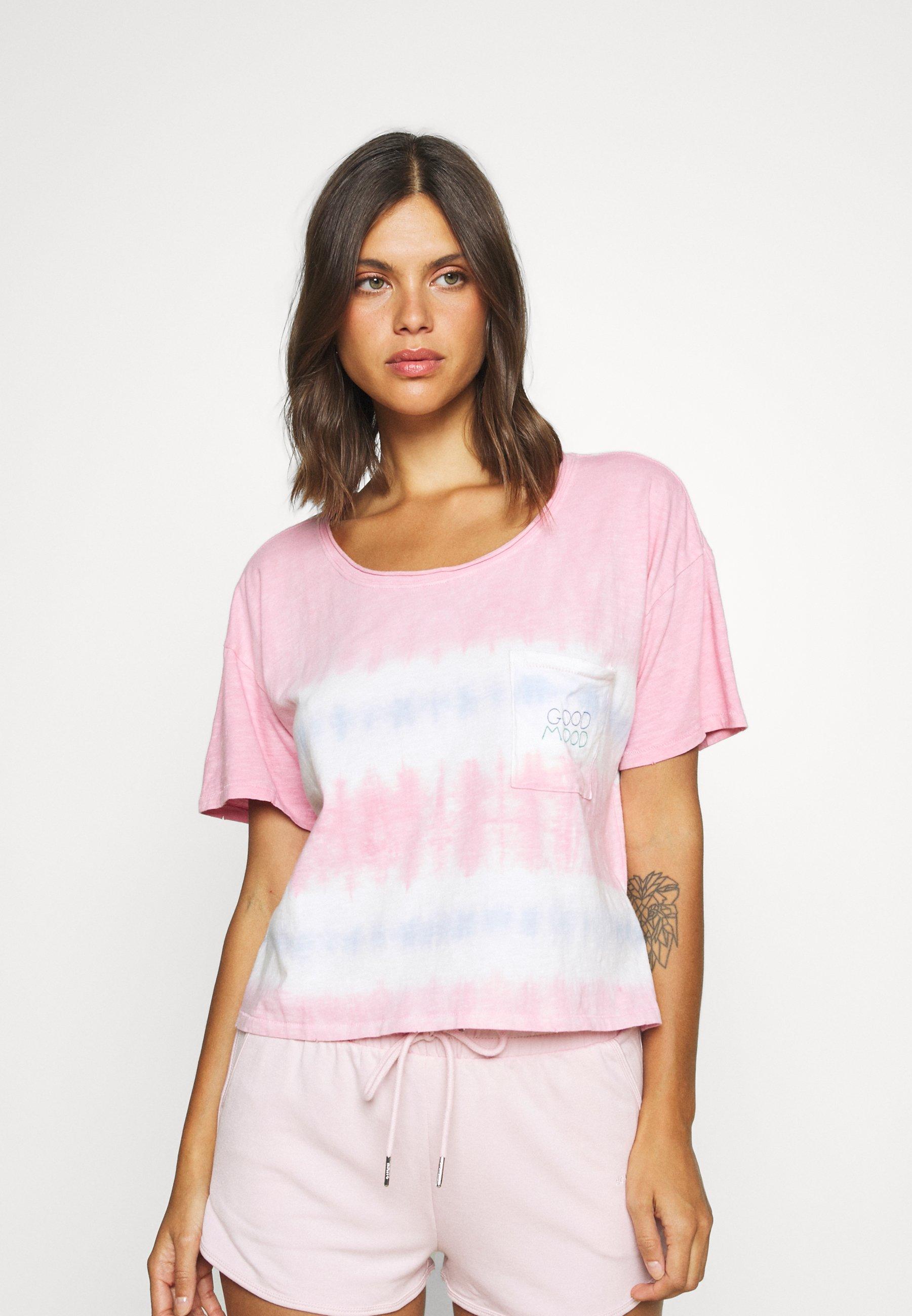 Women TIE DYE SLEEP TEE - Pyjama top