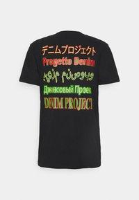 Denim Project - MOJO TEE - Print T-shirt - black - 7