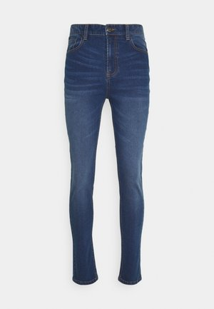 GROTON  - Jeansy Slim Fit - blue