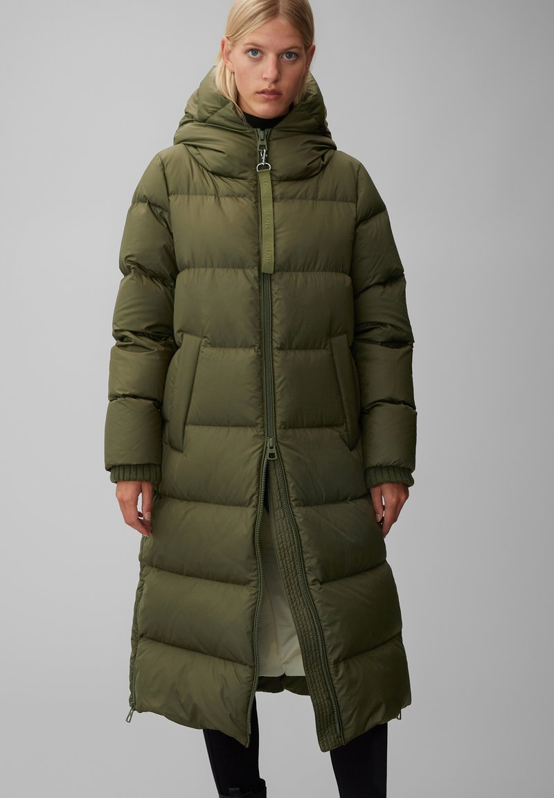 Marc O'Polo - Down coat - workers olive