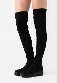 Even&Odd - Over-the-knee boots - black - 0