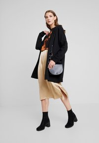 Monki - CAMILLA CARDIGAN - Collegetakki - black - 1